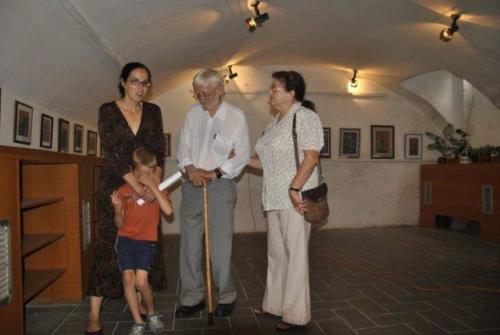 Nógrády Andor - Szarvasgede -2011-08-13